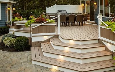 All About the Azek Composite Decking Collections!